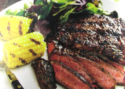 Montreal Steak - Sweet and Spicy Rub