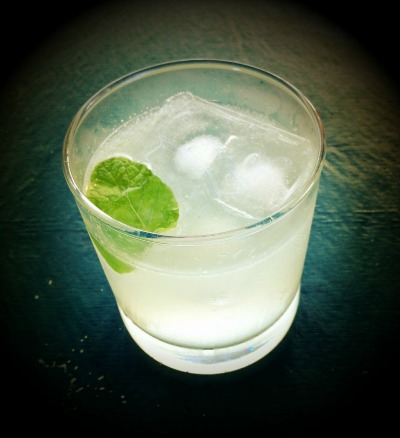 Use a good tonic water for a great gin and tonic.
