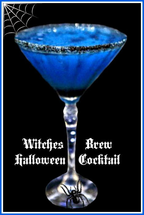 Witches Brew Alcoholic Drink