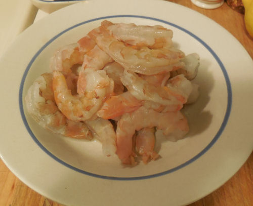 De-veined Shrimp
