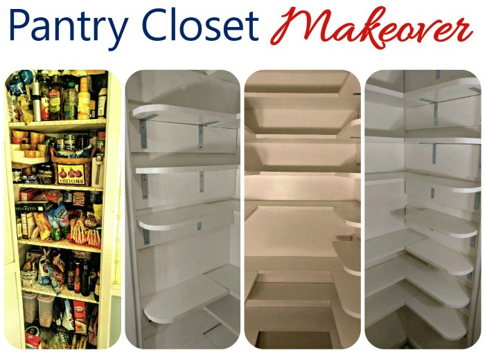 Pantry make over