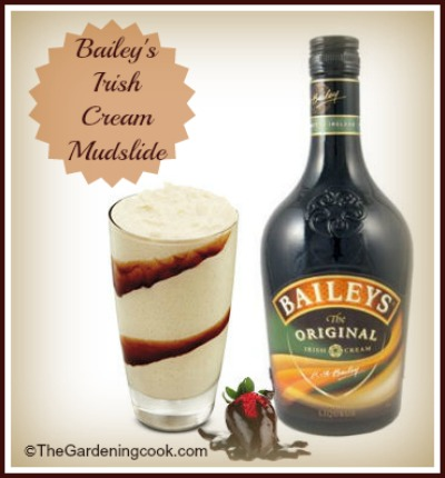 Baileys Irish Cream Mudslide Cocktail