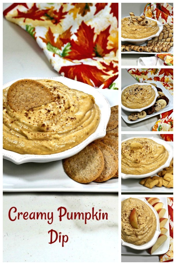 Ways to serve pumpkin cream cheese dip