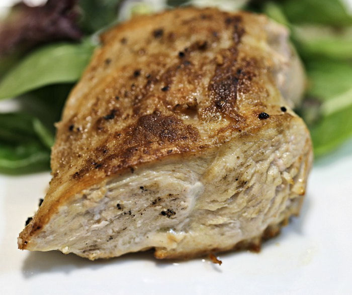 Cumin grilled chicken breast