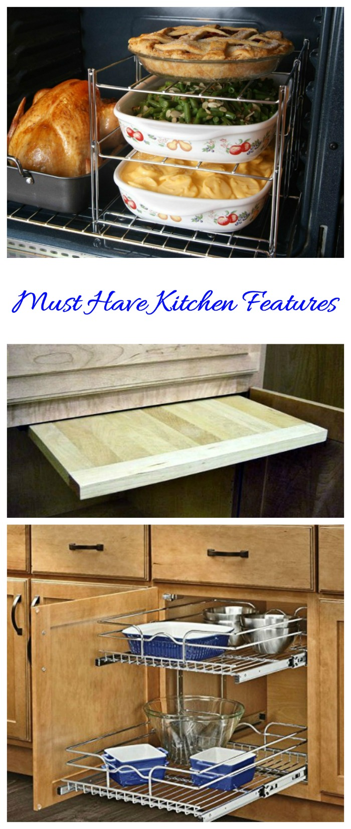 Must Have Kitchen Features