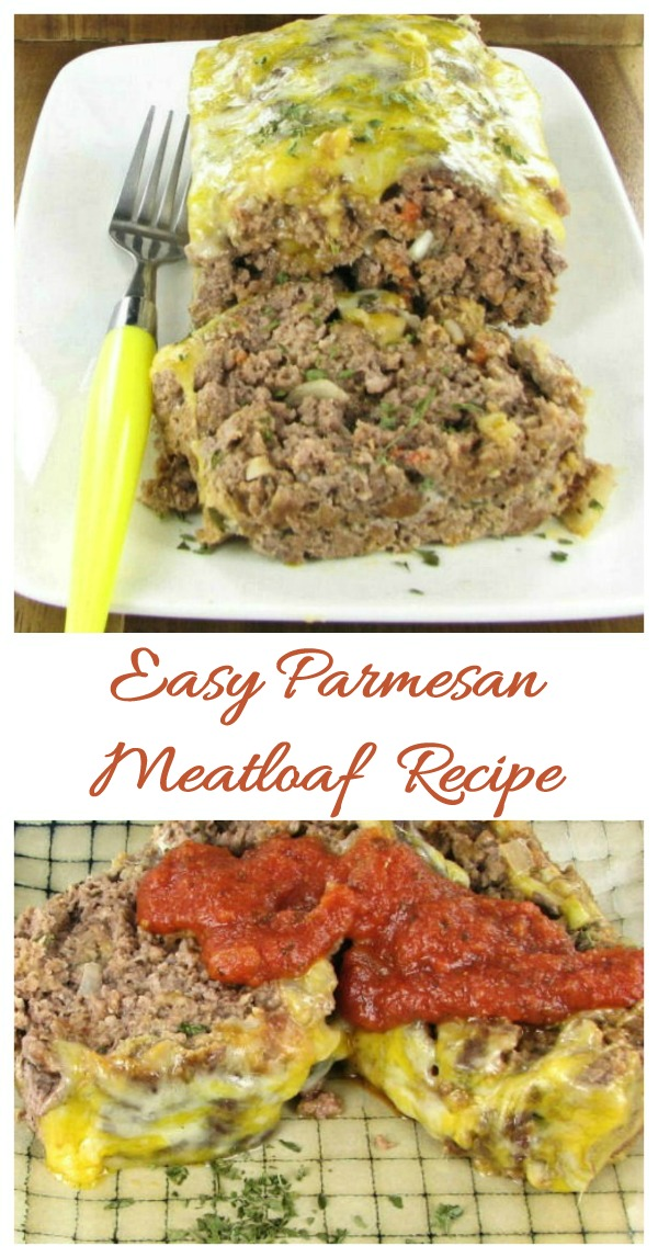Parmesan meatloaf easy parmesan cheese meat loaf recipe this parmesan meatloaf recipe is flavored with fresh herbs and has a cheese topping and fresh forumfinder Gallery