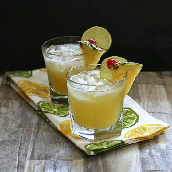 Patron mixed drinks
