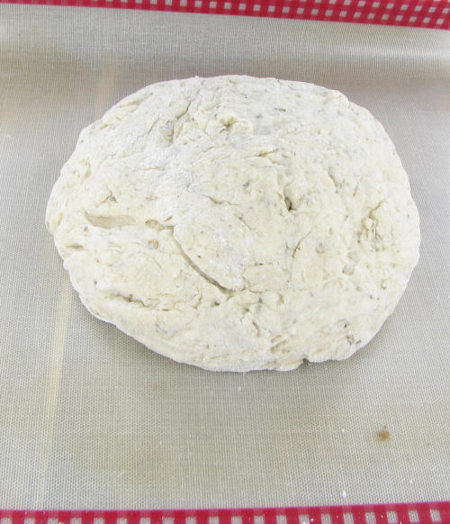 btread dough