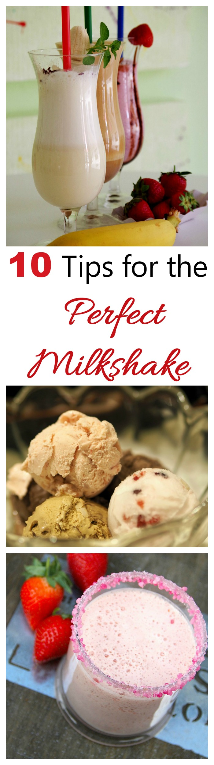 The perfect milkshake is possible with these easy tips