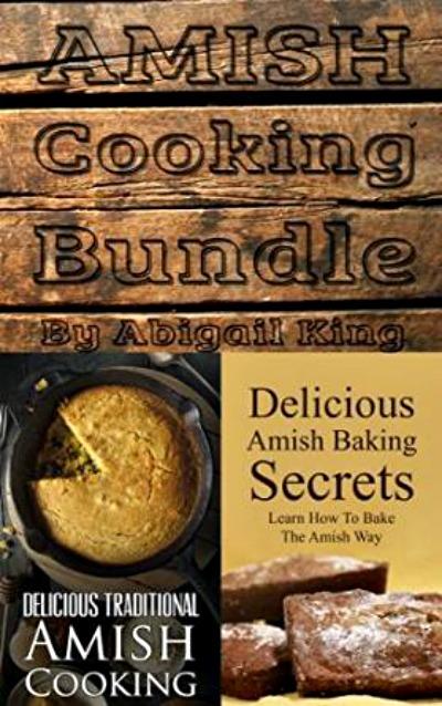 Amish cooking bundle