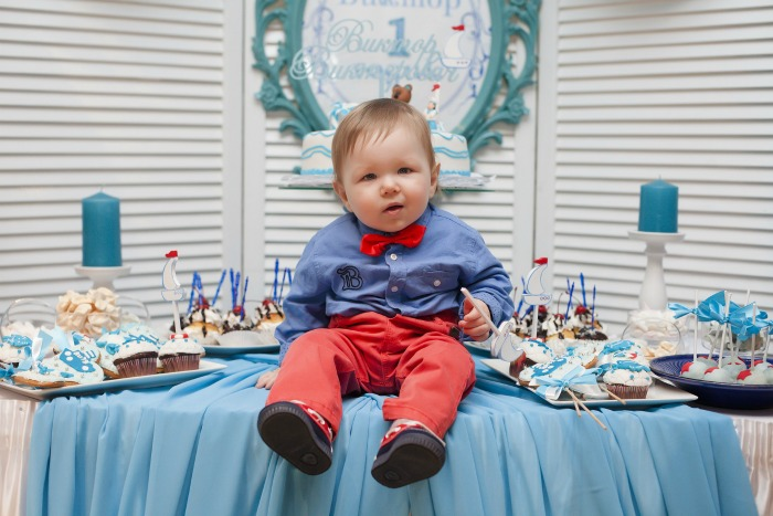 child's dessert table ideas