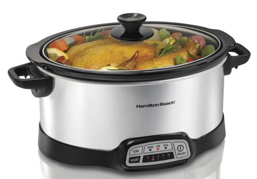 Hamilton beach crock pot