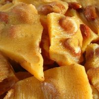 Microwave Peanut Brittle – Homemade Nut Brittle for the Holidays