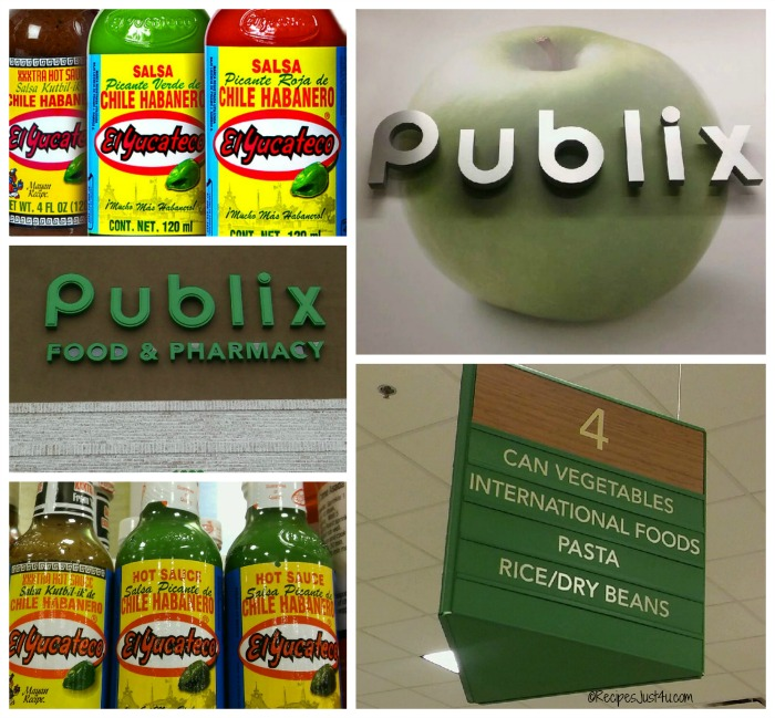 Publix stores has a great range of Yucateco hot sauces