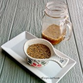 Asian Sesame seed dressing