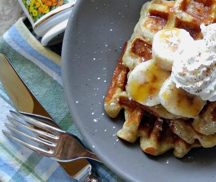waffles-closeup - Recipes Just 4U