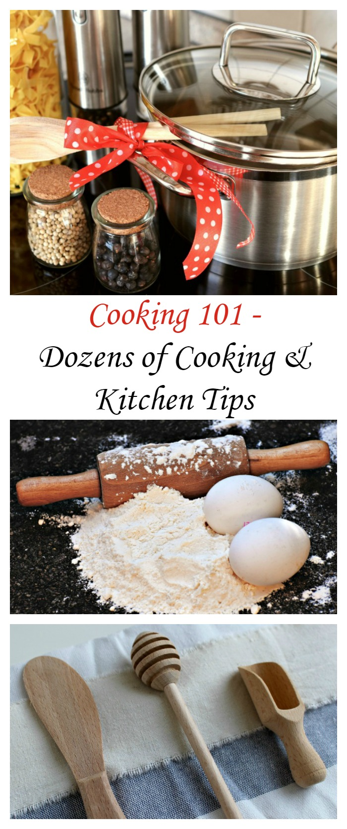 Do you have a general cooking question? Be sure to see my cooking 101 page. I have answers to dozens of cooking questions and add more cooking tips every week.