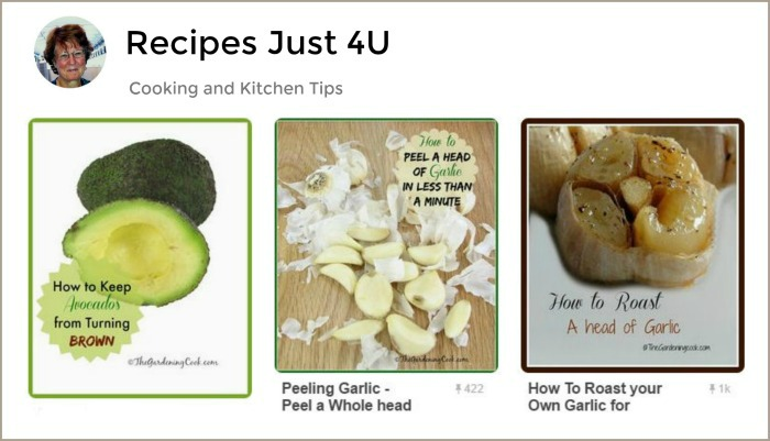 Cooking Tips and Kitchen Tips on Pinterest