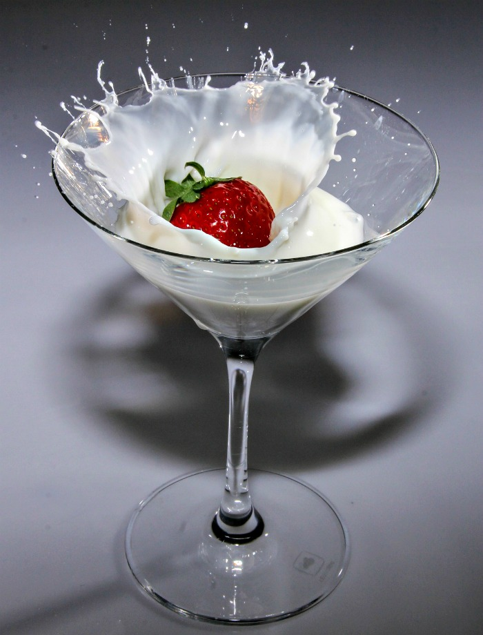 Sweet, creamy cocktails make great dessert drinks