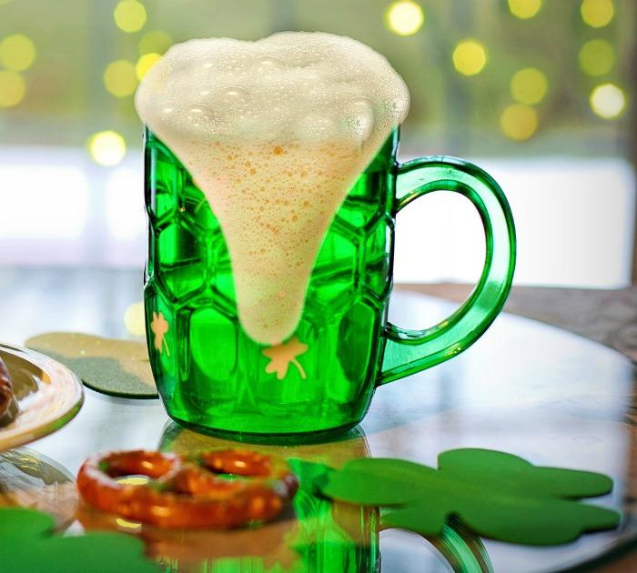 St. Patrick's Day Drinks