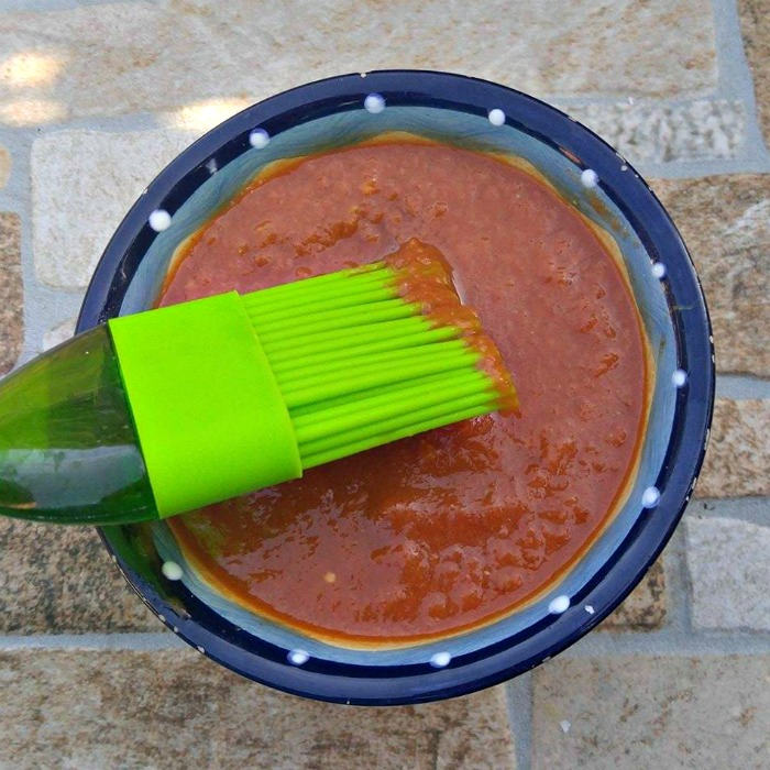 Clean eating BBQ sauce