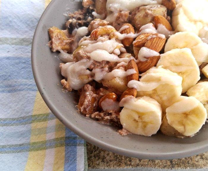 Yummy Whole30 Breakfast Bowl