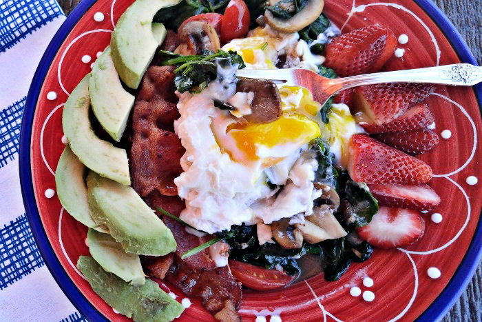 Take a bit of this great breakfast idea