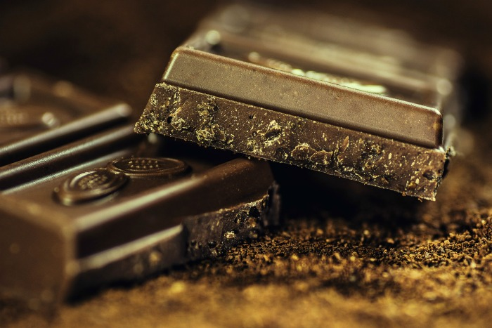 Dark chocolate is the best choice for Paleo baking