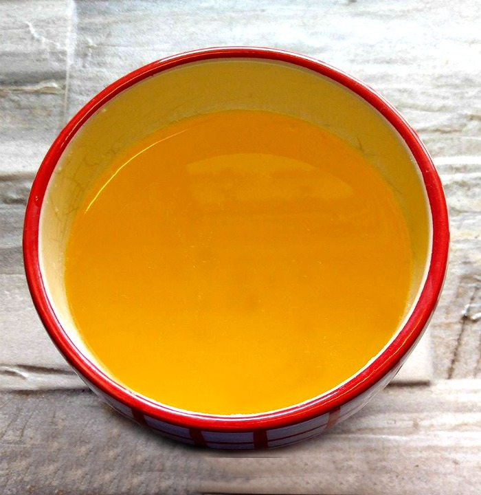 Clarified Butter has a high smoke point.