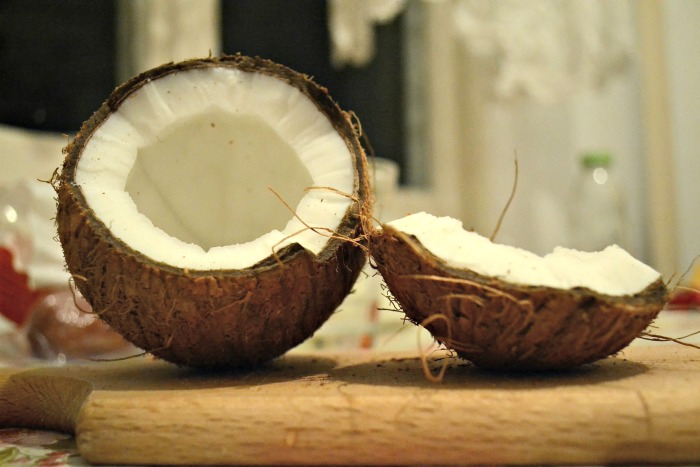 Coconuts are a staple in Paleo diets and can be ground to make flour.