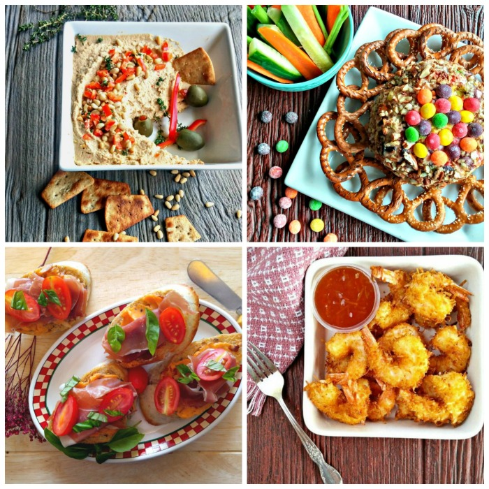 These easy party appetizers are friend approved!