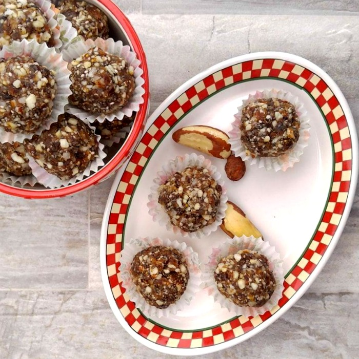 It's time for some energy balls