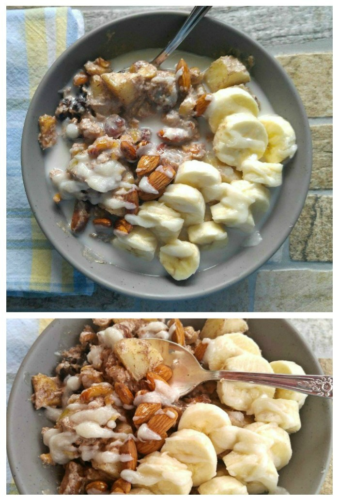whole30 breakfast bowl with no eggs
