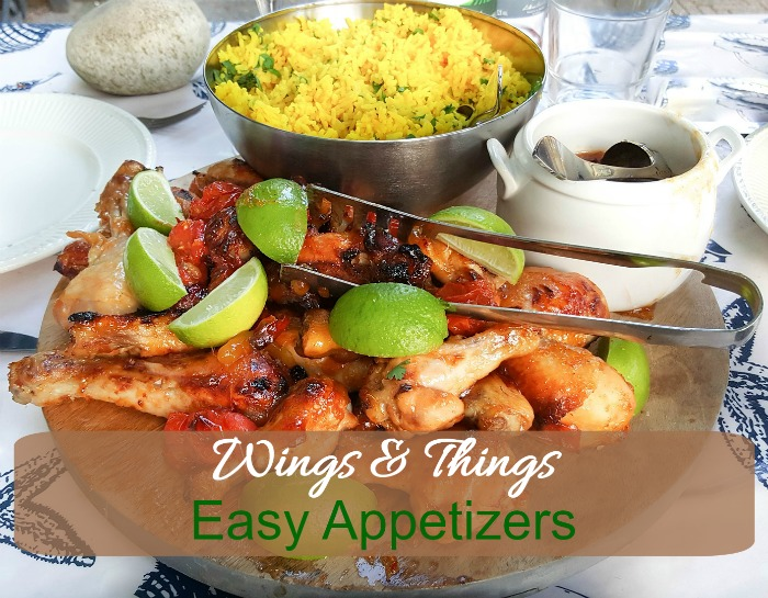 Wings and Things - Party Appetizers