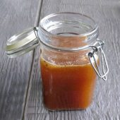 Paleo Worcestershire Sauce