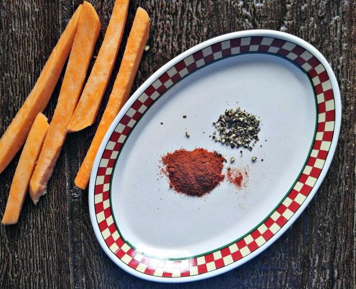 seasonings for sweet potato fries