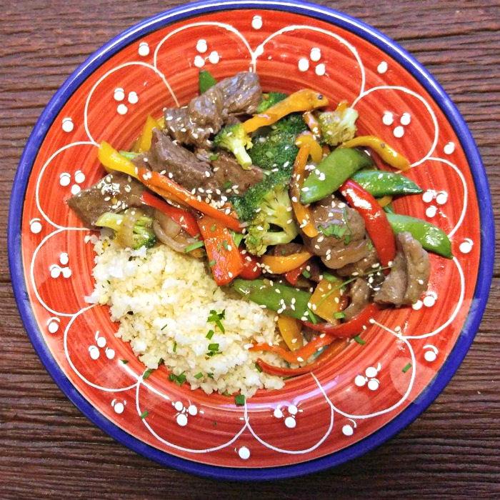 how to make beef stir fry with teriyaki sauce