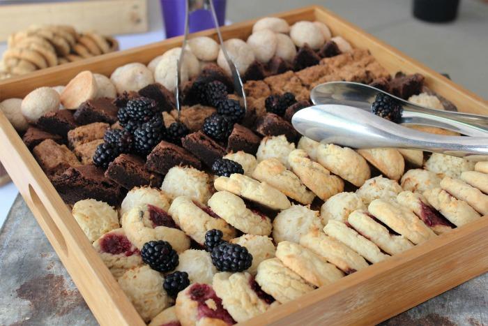 cookies platter