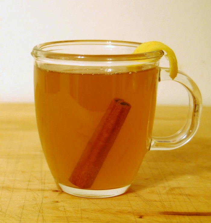 ;Hot toddy