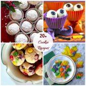 20 cookie recipes