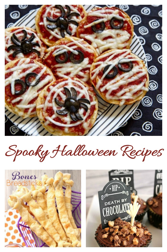 Spooky Halloween recipes