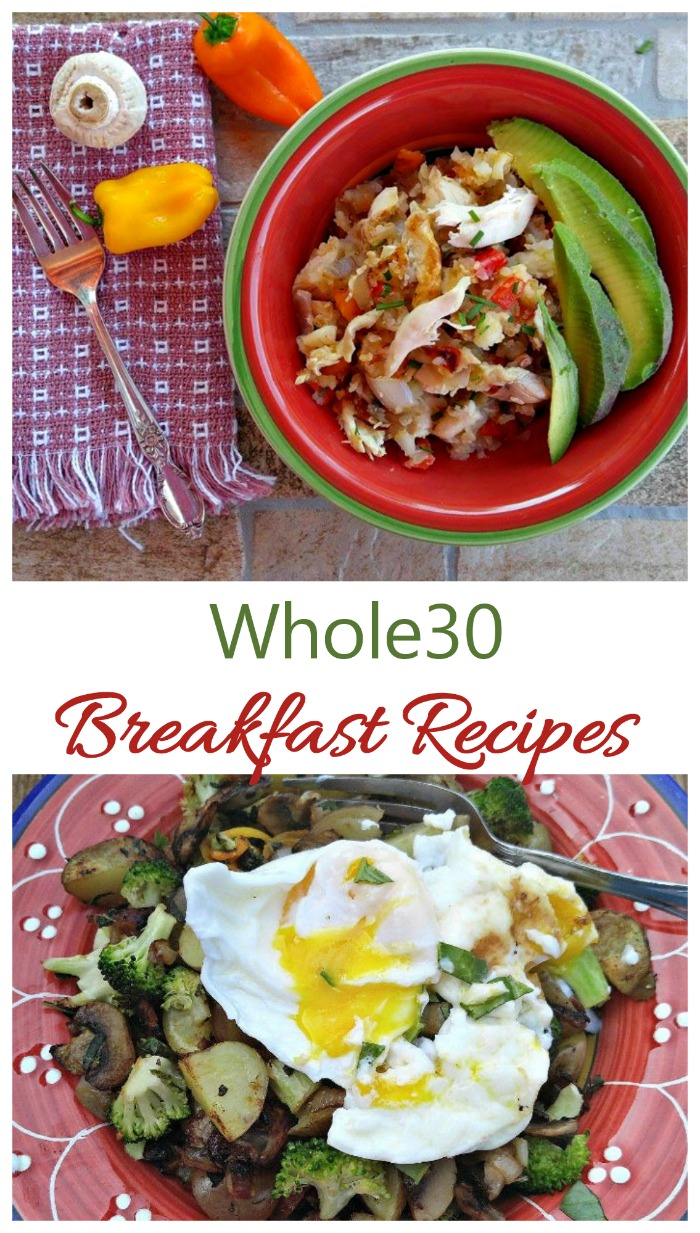 Thee Whole30 Breakfast recipes will keep you feeling full and satisfied.