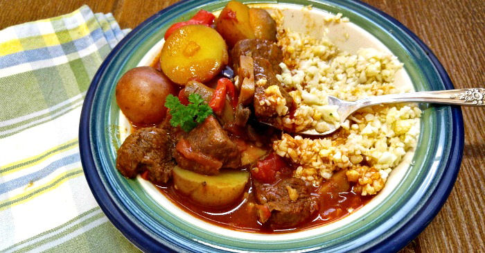 Tasty this easy beef goulash