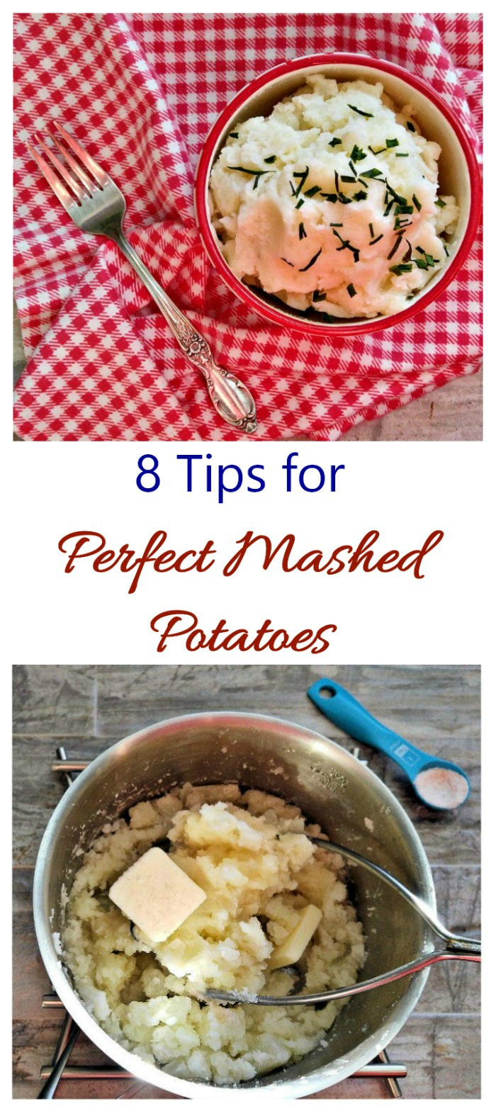 The secret to perfect mashed potatoes