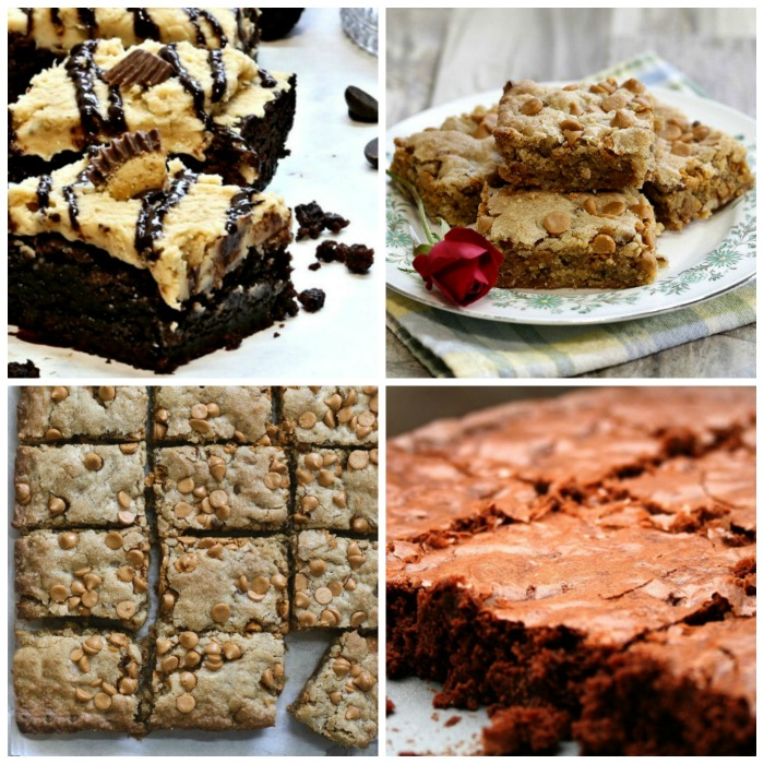 Blondies vs brownies. How are they different?