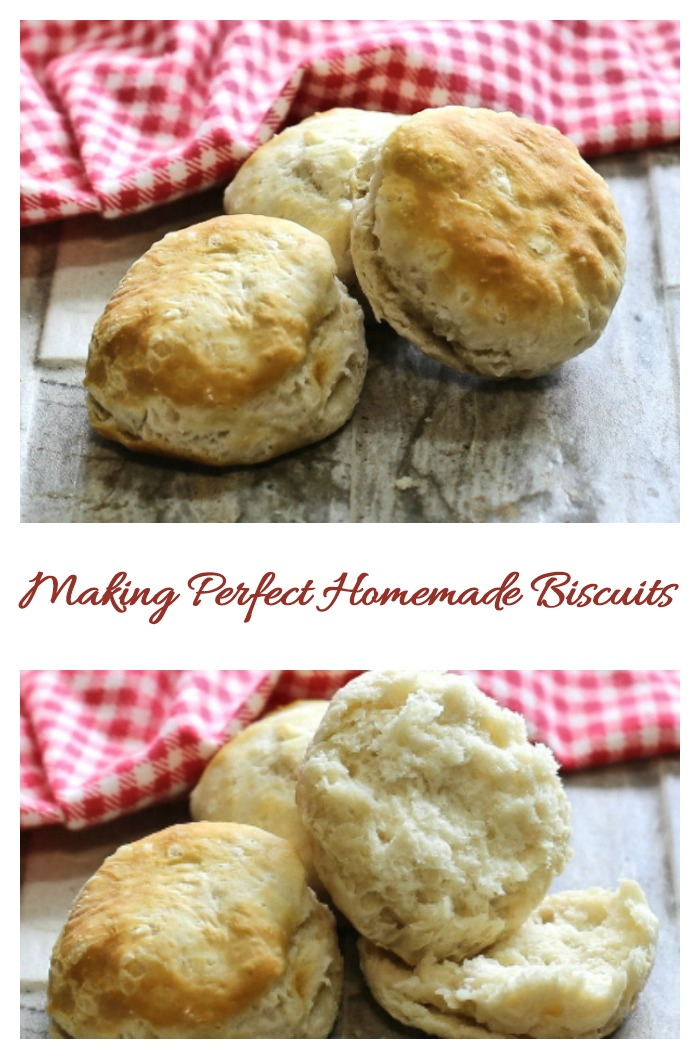 Making homemade biscuits is easy if you follow a few easy tips.