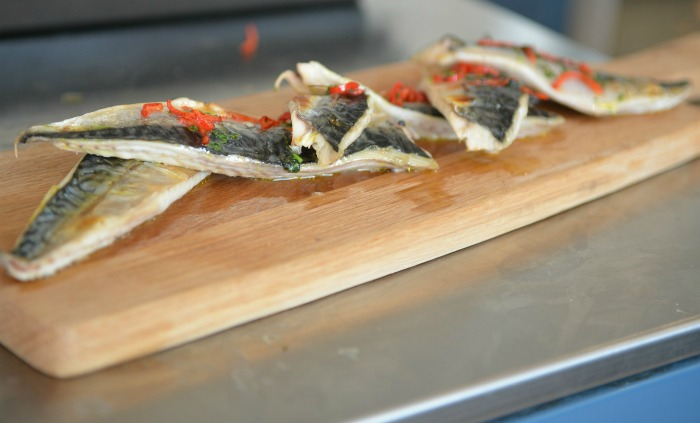 Tips for cooking thin fish fillets