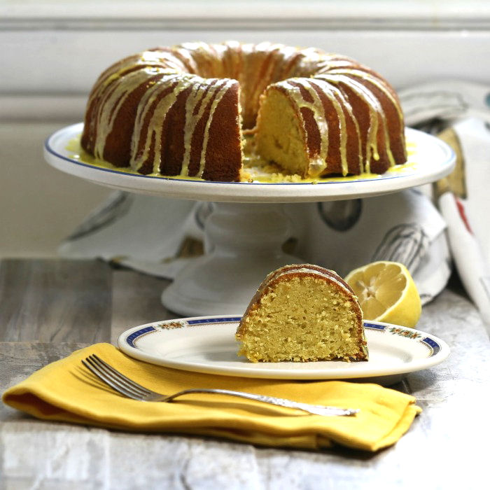 Lemon Bundt Cake Using Cake Mix Without Pudding