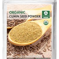 Cumin Powder (1 Pound) - Organic Ground Cumin Seed Powder (Cuminum cyminum L.)