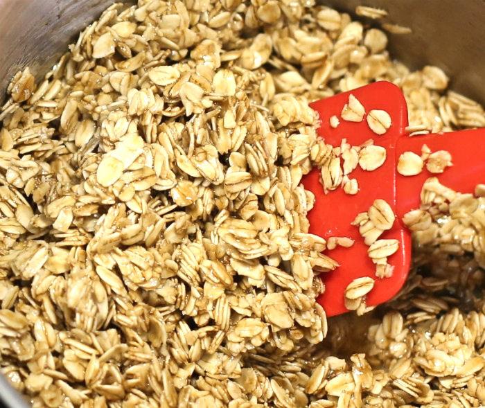 buttery oats